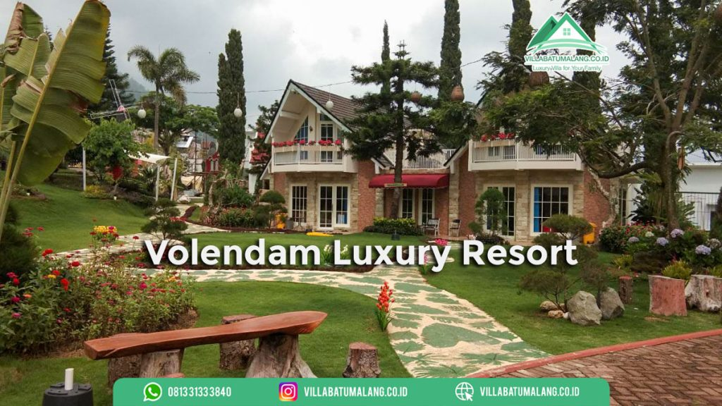 Luxury Resort Batu